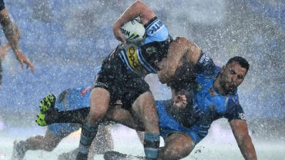 Watch Cronulla Sharks vs Gold Coast Titans NRL Round 2 live streaming free online at Shark Park, Australia. Sharks vs Titans NRL Match will be kick of Saturday23 March 2019Time 3:00 pm AEDT. Welcome to watch Cronulla Sharks vs Gold Coast Titans National Rugby League on your pc/laptop, mac, ipad. http://www.rugbylivestreamingfree.com/watch-cronulla-sharks-vs-gold-coast-titans-nrl-round-2-live-streaming-free-online-on-23-march-2019/